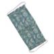 Fashion Mask - 2 Laags - Katoen - Kleur: Groen Wit