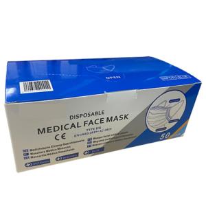 Medical Face Maskers - Doosje 50 stuks