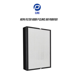 Filter voor P-Clinic Air Purifier - Luchtverfrisser