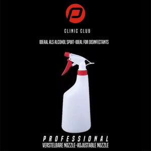 P Clinic Sprayfles met Verstelbare Nozzle