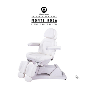 "Pedicurestoel ""Monte Rosa"" Royale Wit"