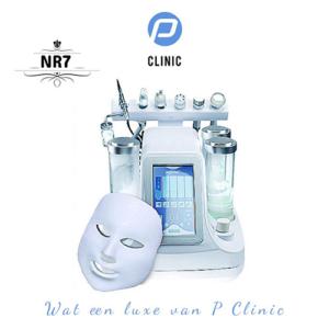 PClinic Nr 7 Kleuren Therapie