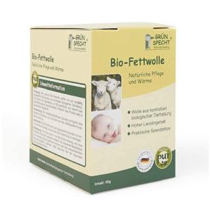 Bio Vette Schapenwol - 50 gram