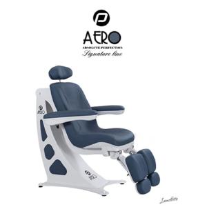 Pedicure Behandelstoel Aero in Blauw