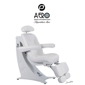 Pedicure Behandelstoel Aero in Wit