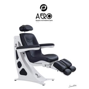 Pedicure Behandelstoel Aero in Zwart